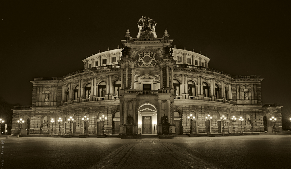 Dresden - Semper Oper