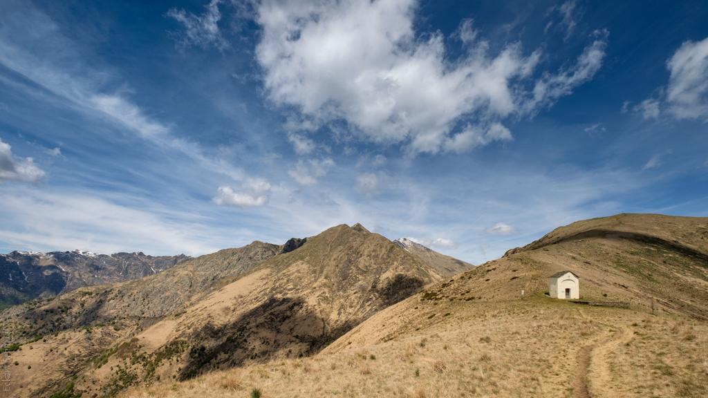 Italien - Val Grande Pian Cavallone