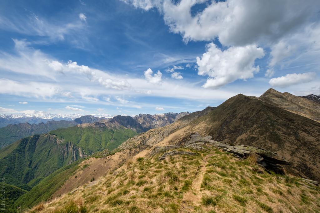 Italien - Val Grande Monte Todano