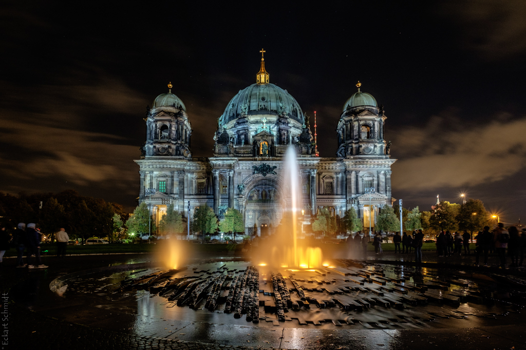 Berliner Dom - Festival of Lights 2017