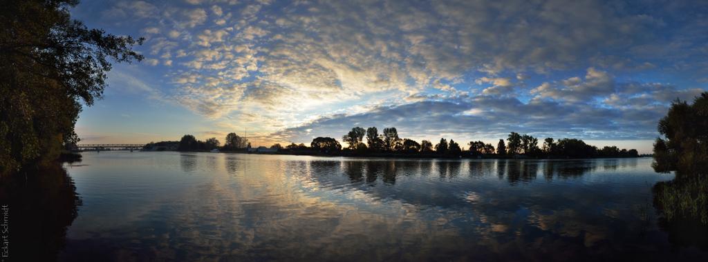 Morgens an der Oder