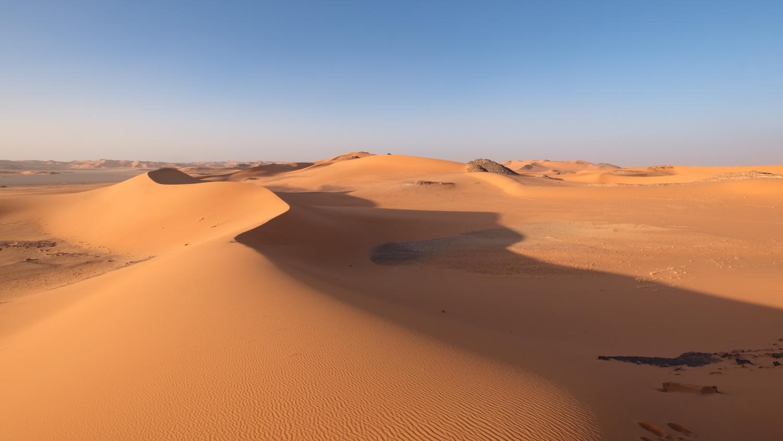 Algerien - Die Dünen  von InTehak