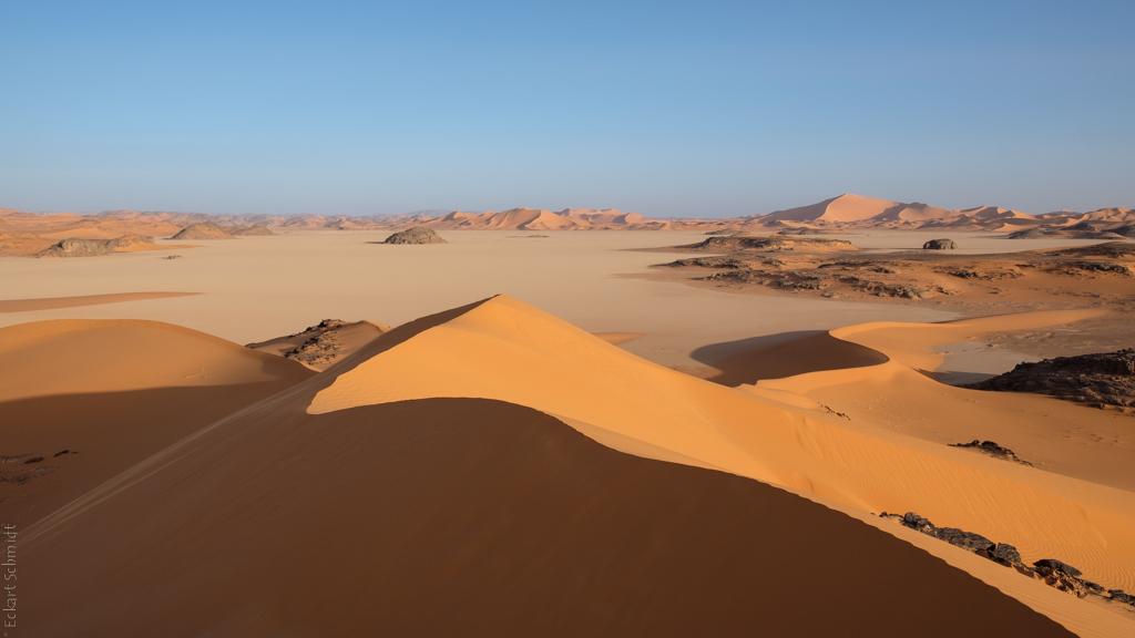 Algerien - InDjaren am Morgen