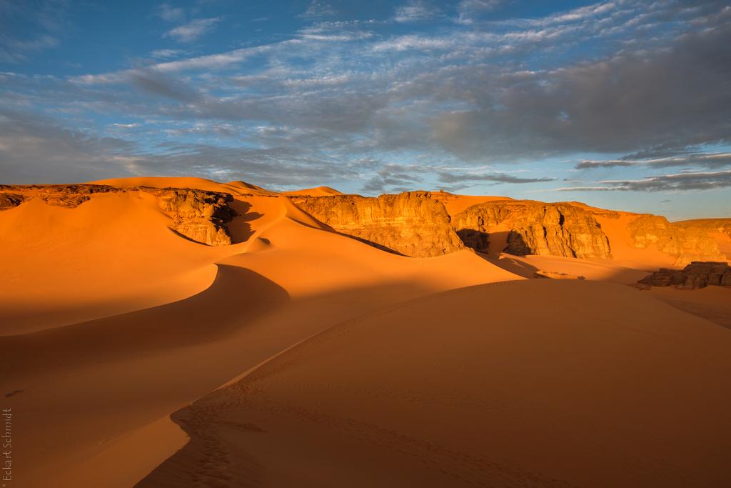 Algerien - Moul n'Aga am Morgen