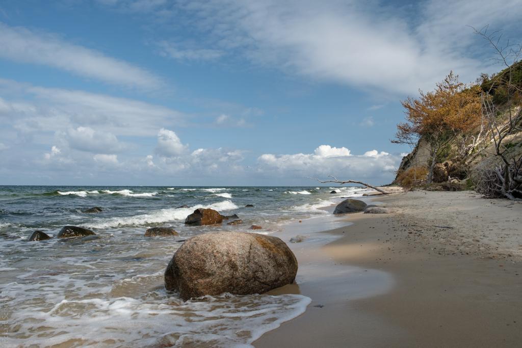 Polen - Küste bei Misdroy